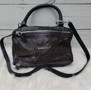 Givenchy | Pandora Bag Black Crinkle
